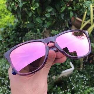 Oakley Frogskins Pink/Pink iridium