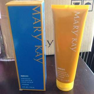 Mary Kay Suncare protection reg price 1095. will expired on july 2018