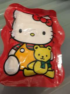 Hello Kitty 絕版 紙巾 tissue