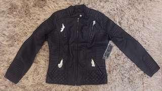 Jacket (Faux Leather)