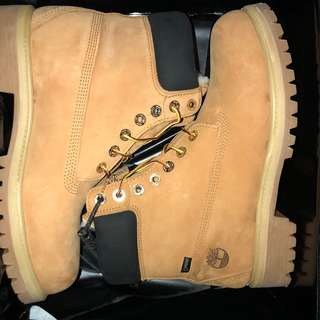 DEADSTOCK OVO Timberlands