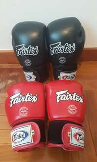 Fairfax size 6 boxing gloves FAST SALE