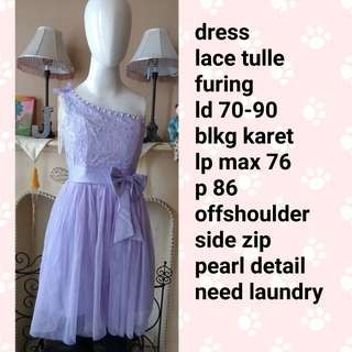 Prom party dress bridesmaid