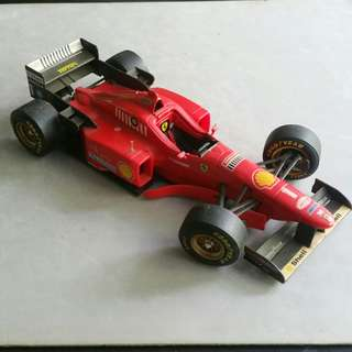 Ferrari F310 display - Scale 1/20
