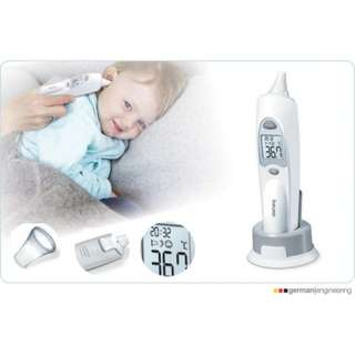 [**Price reduced**] BEURER FT 58 EAR THERMOMETER (SUIT FOR BABY, TODDLER & ADULTS)