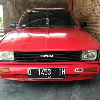 Toyota DX 1981