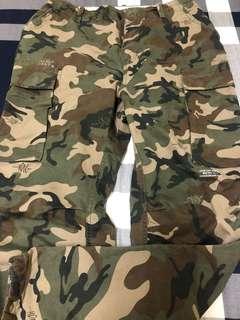 Madness Army pants 迷彩長褲