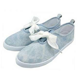 日本ZIP CORPORATION寬綁帶女款休閒鞋(4色)