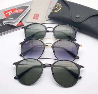 Rayban Sunglasses  RayBan RB3546 52-20-145 size brand new full packages original polarized $990