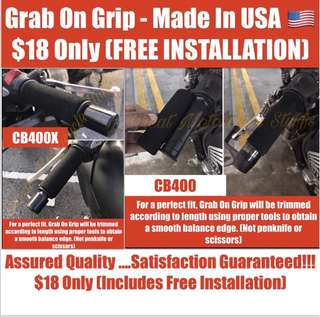 Grab On Grip - Made In USA 🇺🇸