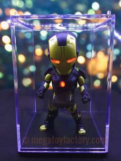 Iron Man Mark 42 night combat
