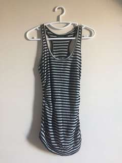 MNG black/silver top