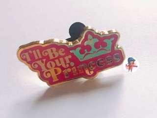[交換優先] 迪士尼 公主 pins