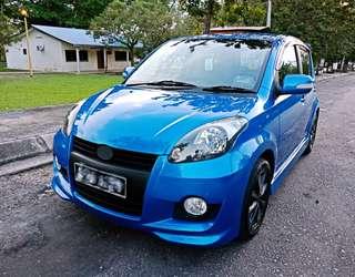 Perodua myvi Se body Kit 1.3 (A)
