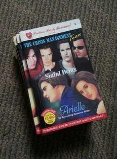 Preloved Pocketbooks- Set (Arielle)