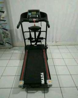 Treadmill Electric Auto Incline Total 622 3 Fungsi 2Hp Bergaransi