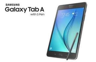 Samsung Tab A S-pen 8 Inch Kredit Tanpa CC