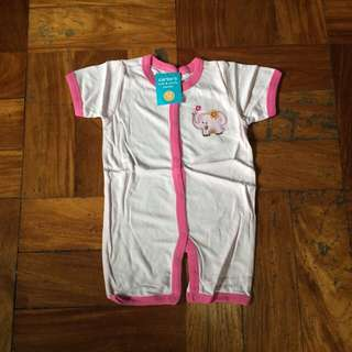 Carters short sleeves onesie