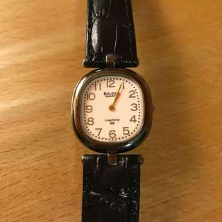 Bulova vintage base metal bezel longchamp watch