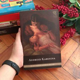 Android Karenina by Leo Tolstoy and Ben Winters