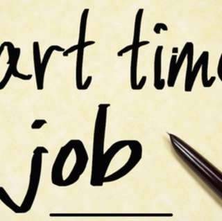 Part-time printing production helper required