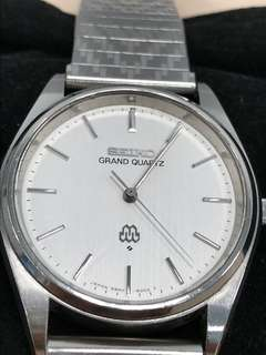 Seiko Vintage 1978 Grand Quartz Twin Quartz 9940-8000