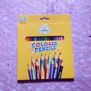 Lil Hands Coloring Pencil