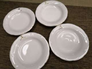 Private Label plates, all 4 together