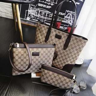 high quality bag set