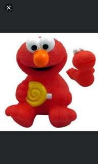Elmo Cake Figurine