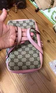 Gucci vanity case