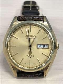 Seiko Vintage Type II Quartz 1976 0903-8110