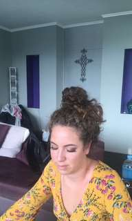 Special occasions makeup
