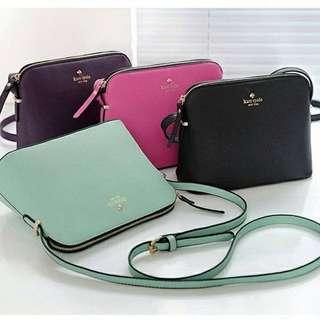 💄 Kate spade sling bag carrier hand bag
