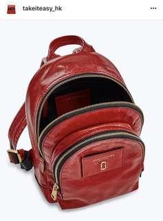 Marc Jacobs Mini Double Zip Pack
