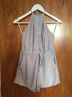 Angel Biba - Violet jumpsuit - Size 12