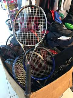 Tennis Racket Pre-Owned Original (Clearance!)