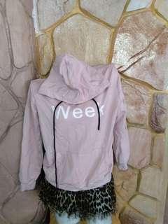Pastel pink size sm