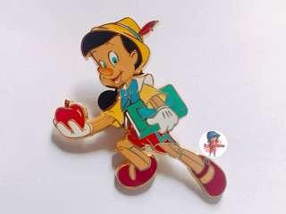 [交換優先] 迪士尼 小木偶 pins