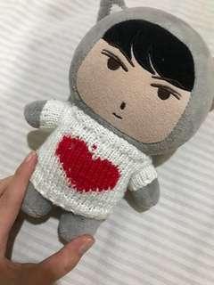 Heart ❤️ knitwear for Doll