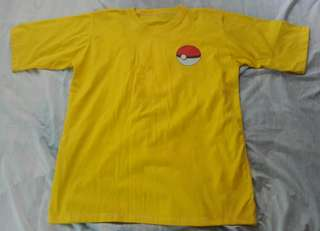 Pokemon Oversized Shirt