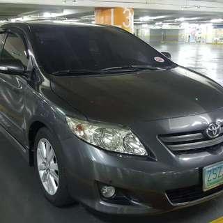 Toyota Corolla Altis 1.6V 2009