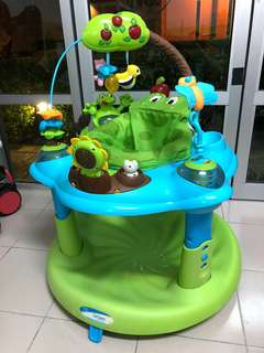 Exersaucer Jump & Learn