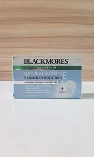 Blackmores Natural Vitamin E + Lanolin Body Bar