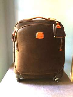 Bric's Life 21inch Carry On Spinner Luggage