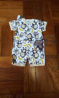 Carter's shortsleeves onesie