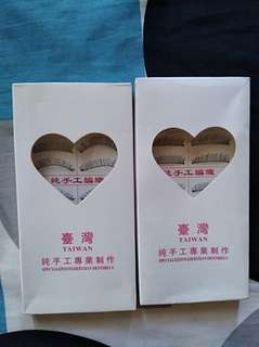 Taiwan eyelashes 216&218
