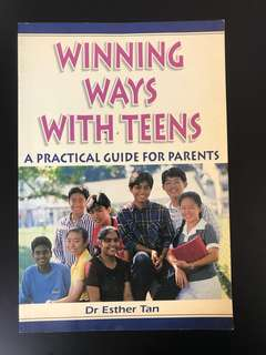 Giveaway! Winning ways with teens