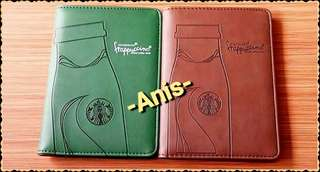 Pasport Holder Starbucks (1 pc)