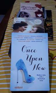 "Novel ""Once Upon Now"" IMPORT"